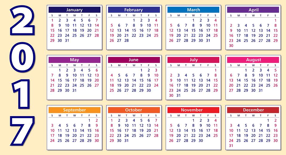 calendar-1508663_960_720