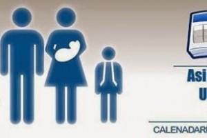 Calendario de pago Asignacion universal por hijo anses