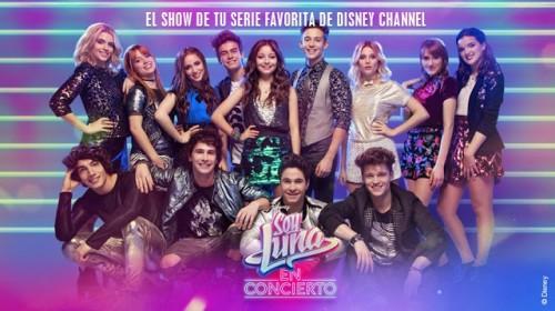 Entradas para recital de Soy Luna en Argentina-