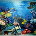 imprimir imágenes de ecosistemas acuáticos.