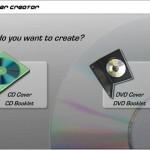 Crear caratula para CD/DVD de forma online
