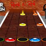 Juego Guitar Hero OnLine