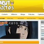 Web Naruto Adictos, solo para fanaticos