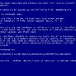 BlueScreenView: analizar errores de la pantalla azul