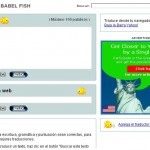 Traductor de Texto ingles a español y otros idiomas