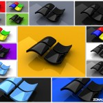 XP Gloss, 15 wallpapers de XP