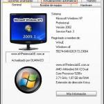 Desactivar las actualizaciones automaticas de Windows XP