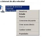 Reparar conexion a Internet