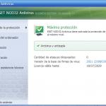 Como Analizar la PC para encontrar virus con Nod32, AVG y Avast