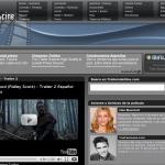 Ver trailers de peliculas on-line