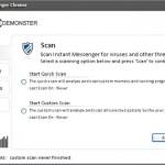 Eliminar virus del msn con Instant Messenger Cleaner