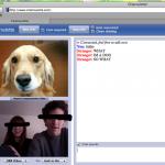 Chatroulette, Tipitty y Flipchat: salas de video chat aleatorias