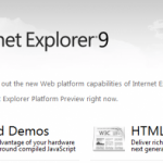 Descargar internet explorer 9 gratis