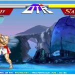 Jugar a Street Fighter II on-line