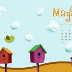 Calendario Mayo 2010