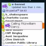 Descargar Skype para Blackberry