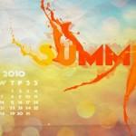 Calendario Julio 2010