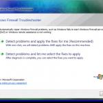 Solucionar problemas con el Firewall de Windows