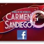 Juego Carmen San Diego en Facebook