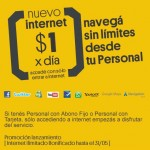 Internet gratis en tu celular con Personal