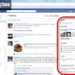 Quitar barra lateral de Facebook