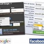 Diferencias entre Facebook y Google +