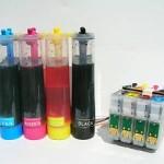 Como instalar sistema continuo de tinta en impresora Epson T50 y TX115