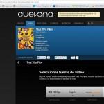 Quitar Cancion Megaupload Song de Cuevana