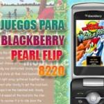 Descargar Pack de juegos para BlackBerry Pearl 8220