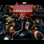 Juego The Avengers Alliance  para Facebook