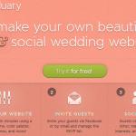 Crear gratis pagina web para bodas o casamientos