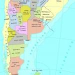 Descargar Mapas de la Argentina para Imprimir