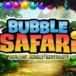 Jugar a Bubble Safari, nuevo juego para facebook