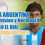 Descargar e Instalar Liga Argentina  PES 2013 para PS3