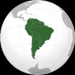 Imprimir Mapas fisico y politico de Sudamérica