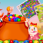Pasar Niveles de Candy Crush Saga