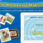 Ganar un ipad con la «Promo Momentos Mágicos» de Arcor