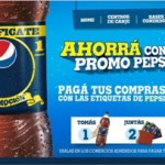 Promo de Pepsi PEPSIFICATE, canjear pepsipesos