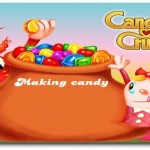 Candy Crush Saga error al cargar 1007