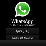 Descargar Actualización Whatsapp para Nokia