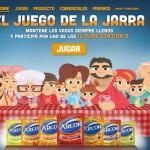 """jugar promo Arcor """"El Juego de la Jarra"""""""
