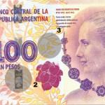Como detectar si un billete de Evita es falso