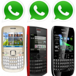Actualizar Whatsapp celulares Nokia Symbian