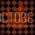 Calendarios mes de Octubre 2013