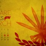 Descargar Calendarios Marzo 2014