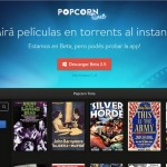 ingresar a Popcorn Time, ver películas on-line