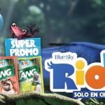 Promo TANG Rio 2