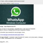 Virus troyano que simula ser WhatsApp roba datos bancarios
