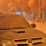 Como limpiar un auto cubierto con cenizas volcánicas