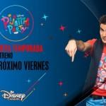 Ingresar a Pijama Party Segunda temporada 2015